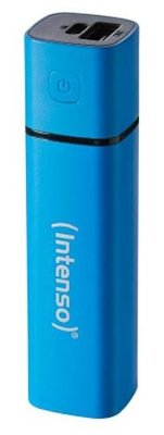 Intenso 2600 mAh powerbank blauw
