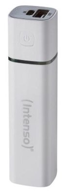 Intenso 2600 mAh powerbank wit