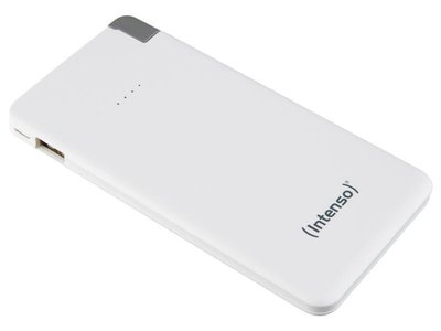 Intenso 5000 mAh powerbank wit