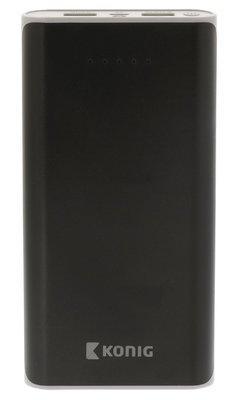 König KNPB20000BL 20000 mAh powerbank